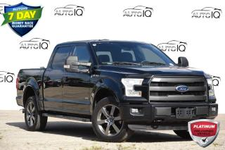 Used 2016 Ford F-150 Lariat RECENT ARRIVAL | 3.5L V6 | MAX TOW | SPORT | NAV | FX4 for sale in Kitchener, ON