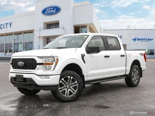 New 2021 Ford F-150 XL for sale in Winnipeg, MB