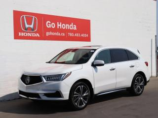 Used 2020 Acura MDX SH-AWD, TECH PACKAGE! NO ACCIDENTS! for sale in Edmonton, AB