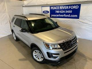 Used 2017 Ford Explorer Base for sale in Peace River, AB
