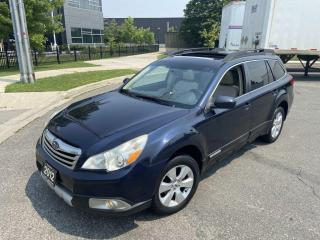 Used 2012 Subaru Outback Limited, AWD, Leather, Sunroof, Auto, Warranty Ava for sale in Toronto, ON