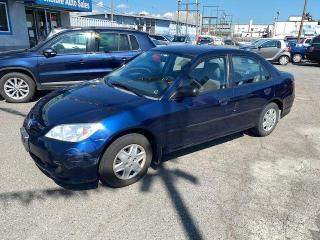 Used 2005 Honda Civic SE for sale in Vancouver, BC