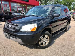 Used 2003 Honda Pilot EX for sale in London, ON