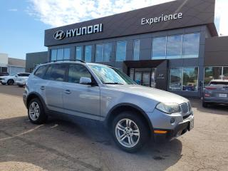 Used 2007 BMW X3 3.0I for sale in Charlottetown, PE