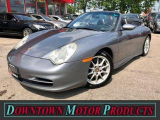Used 2002 Porsche 911 Carrera Cabriolet for sale in London, ON
