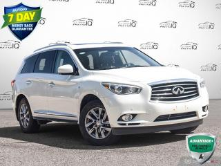 Used 2014 Infiniti QX60 QX60 | Awd | Leather | Sunroof !! for sale in Oakville, ON