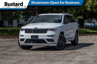 New 2021 Jeep Grand Cherokee LIMITED X   PANO ROOF   NAV for sale in Waterloo, ON