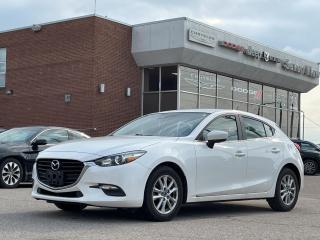Used 2018 Mazda MAZDA3 Sport GS NAVI/LEATHER/REAR CAMERA for sale in Concord, ON