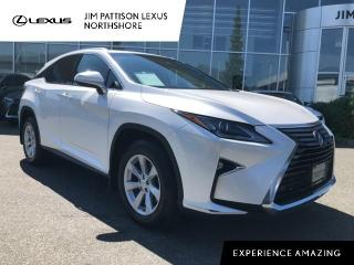 Used 2017 Lexus RX 350 8A / NO Accidents, ONE Owner for sale in North Vancouver, BC