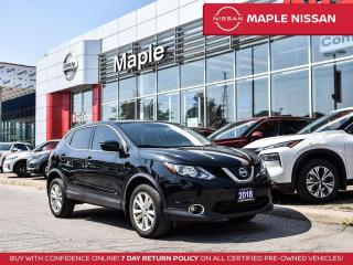 Used 2018 Nissan Qashqai SV Blind Spot Remote Start Backup Camera Bluetooth for sale in Maple, ON