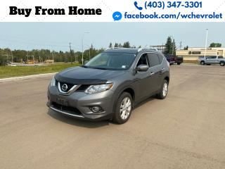 Used 2015 Nissan Rogue SV for sale in Red Deer, AB