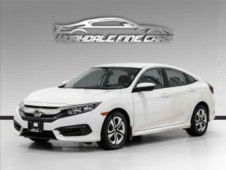 Used 2017 Honda Civic Sedan 4dr LX Reverse Cam. Bluetooth for sale in Concord, ON