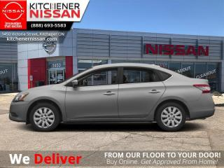 Used 2014 Nissan Sentra S   - RARE 6 SPEED MANUAL | BLUETOOTH | A/C for sale in Kitchener, ON