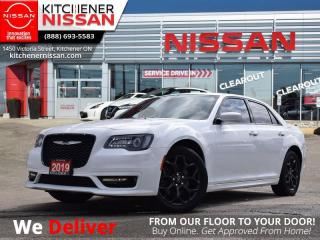 Used 2019 Chrysler 300 S   - LEATHER | APPLE CAR PLAY | KEYLESS ENTRY for sale in Kitchener, ON