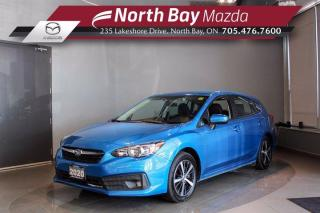 Used 2020 Subaru Impreza Touring AWD with EyeSight Technology! for sale in North Bay, ON