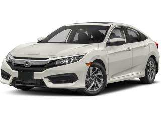 Used 2018 Honda Civic EX APPLE CARPLAY™ & ANDROID AUTO™ | PUSH BUTTON START | REARVIEW CAMERA for sale in Cambridge, ON