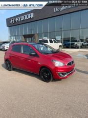 Used 2019 Mitsubishi Mirage GT for sale in Lloydminster, SK