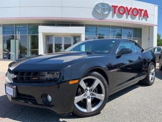 Used 2011 Chevrolet Camaro 1LT COUPE for sale in Surrey, BC