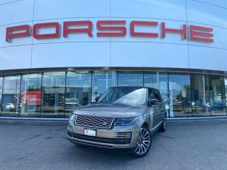 Used 2018 Land Rover Range Rover V8 Autobiography Supercharged LWB for sale in Langley City, BC