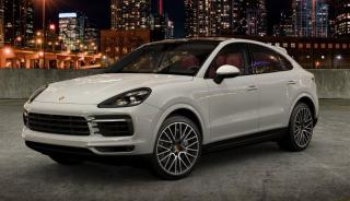 New 2021 Porsche Cayenne COUPE S Coupe for sale in Langley City, BC