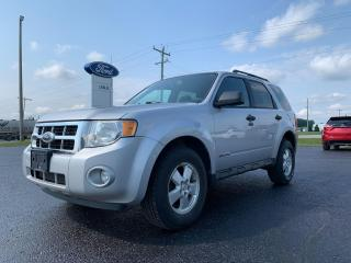 Used 2008 Ford Escape XLT for sale in Harriston, ON