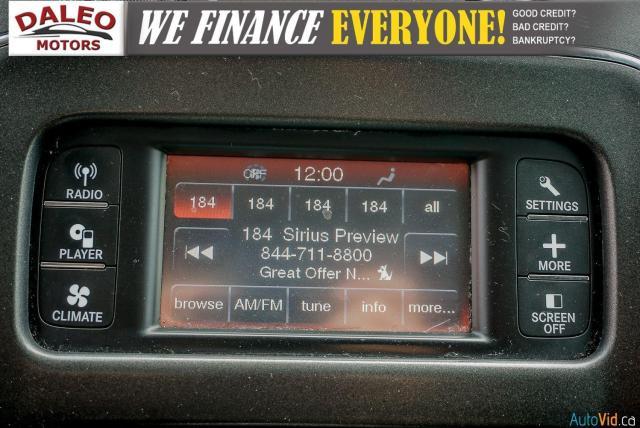 2011 Dodge Journey SXT / 7 PASSENGERS /  USB INPUTS / Photo26