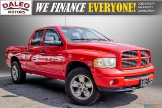 Used 2004 Dodge Ram 1500 SLT for sale in Hamilton, ON