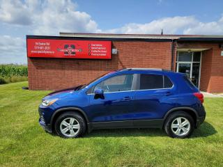 Used 2017 Chevrolet Trax LT for sale in London, ON