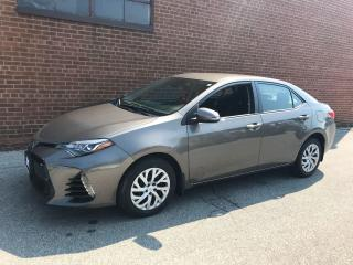 Used 2017 Toyota Corolla SE/CAMERA/LANE DEPARTURE/PRE COLLISION SYSTEM for sale in Oakville, ON