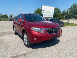 Used 2012 Lexus RX 350 for sale in Komoka, ON