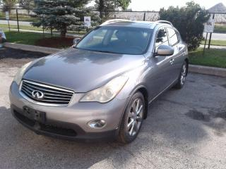 Used 2010 Infiniti EX35 Journey for sale in Newmarket, ON
