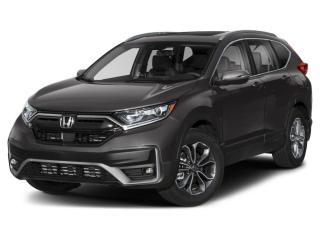 New 2021 Honda CR-V EX-L for sale in Goderich, ON