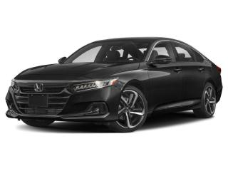 New 2021 Honda Accord SE 1.5T for sale in Goderich, ON