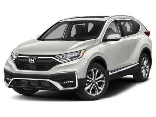New 2021 Honda CR-V Touring for sale in Goderich, ON