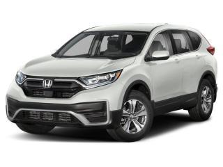 New 2021 Honda CR-V LX for sale in Goderich, ON