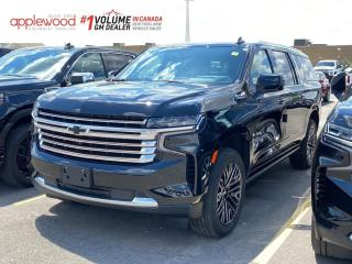 New 2021 Chevrolet Suburban High Country for sale in Mississauga, ON