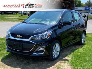 New 2021 Chevrolet Spark 1LT CVT for sale in Mississauga, ON