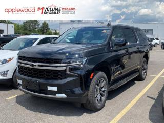 New 2021 Chevrolet Suburban LS for sale in Mississauga, ON