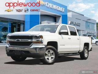 Used 2018 Chevrolet Silverado 1500 1LT, NAVIGATION, ONE OWNER, 5.3 V8, REMOTE START REAR CAMERA AND MORE for sale in Mississauga, ON