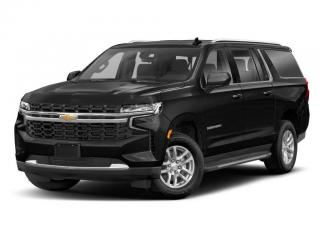 New 2021 Chevrolet Suburban LT for sale in Mississauga, ON