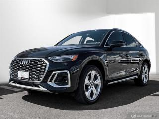 New 2021 Audi Q5 45 Progressiv  quattro w/ Audi Phonebox Nav LEDs for sale in North York, ON