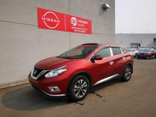 Used 2015 Nissan Murano SV/AWD/MOONROOF/V6 for sale in Edmonton, AB
