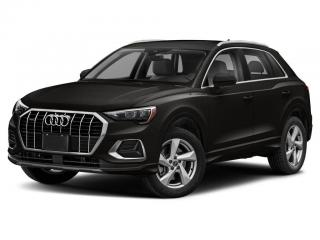 New 2021 Audi Q3 40 Komfort for sale in North York, ON