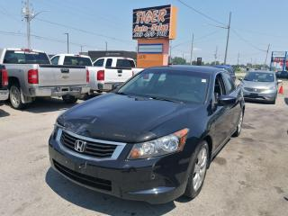 Used 2008 Honda Accord EX-L*SUNROOF*LEATHER*4 CYLINDER*AS IS SPECIAL for sale in London, ON