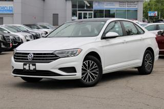 Used 2020 Volkswagen Jetta Highline **Sunroof/Heated Leather Seats** for sale in Toronto, ON