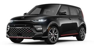 New 2022 Kia Soul GT-LINE Limited IVT for sale in Coquitlam, BC