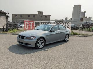 Used 2007 BMW 3 Series 328xi   6 SPEED MANUAL   $0 DOWN - APPROVED!! for sale in Calgary, AB