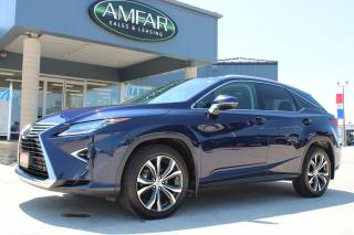 Used 2017 Lexus RX 350 RX 350 for sale in Tilbury, ON