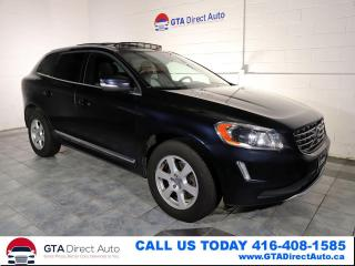 Used 2016 Volvo XC60 T6 Premier AWD 3.0 Nav Panoroof BLIS Xen Certified for sale in Toronto, ON
