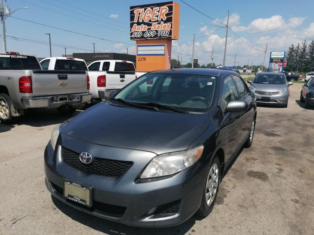 2010 Toyota Corolla GREAT ON FUEL*RELIABLE*CERTIFIED